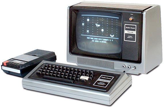 Ordinateur TRS-80