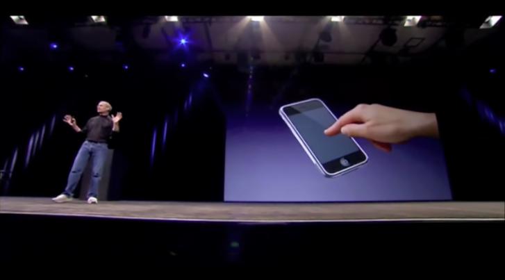 Keynote iPhone