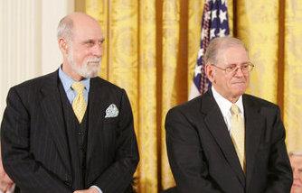 Vinton Cerf & Robert Kahn
