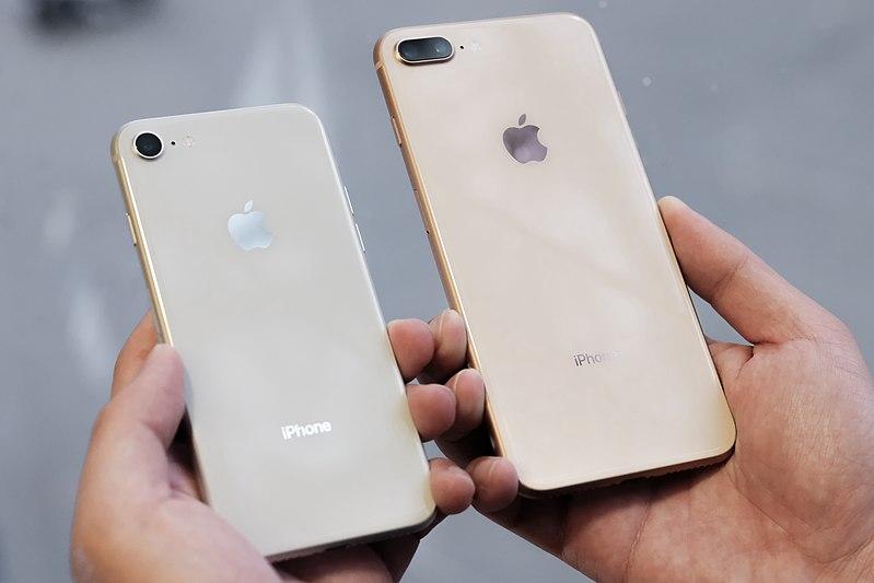 iPhone 8 et 8S
