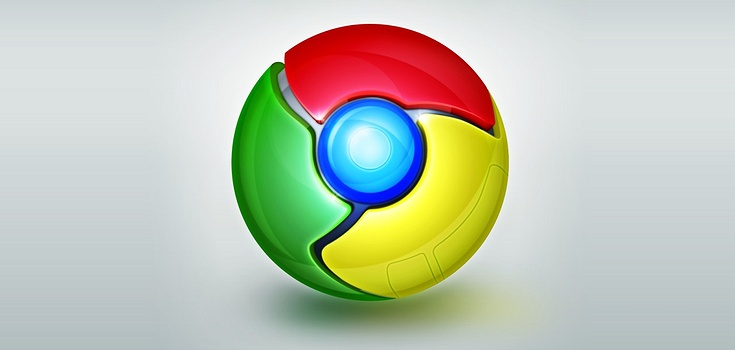 Logo Chrome 2008