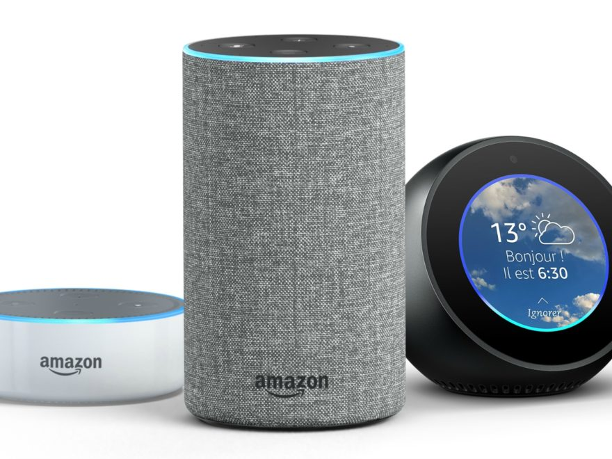 Famille Amazon Echo